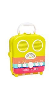 Радиоприемник и динамик Havana Beach Sunny Life