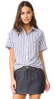 Рубашка с пуговицами Alyssa Velvet