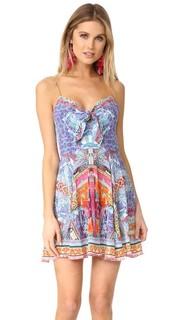 Платье Sunday Best с завязкой спереди Camilla