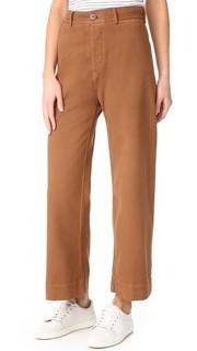 Широкие брюки Ryan с высокой талией Emerson Thorpe