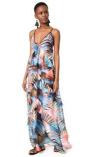Макси-платье Palm Just Cavalli