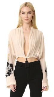 Шелковая блуза Loyd/Ford