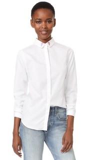 Рубашка с пуговицами Coeur Brise Maison Labiche