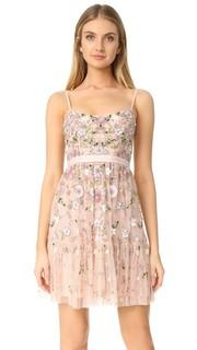 Платье из тюля Blossom Needle & Thread