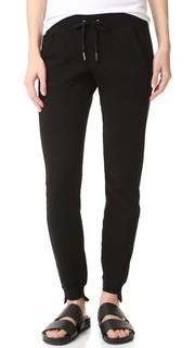Спортивные брюки с неровным низом PAM & Gela