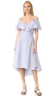 Платье в полоску Push Button