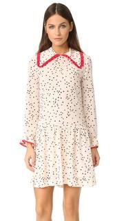 Платье в горошек Paul Smith