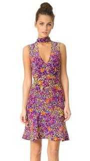 Мини-платье Fleur Saloni