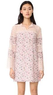 Платье Frock с цветочным рисунком Nanette Lepore