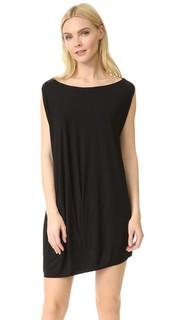 Платье с открытыми плечами Bubble Zero + Maria Cornejo
