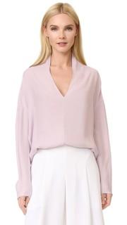 Блуза с V-образным вырезом Narciso Rodriguez