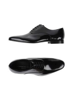 Обувь на шнурках Alessandro Dellacqua