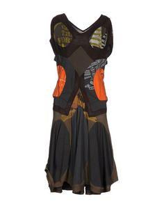 Платье до колена Junya Watanabe