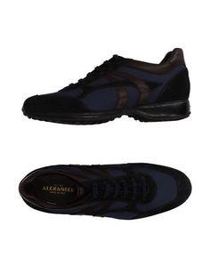 Низкие кеды и кроссовки Alexander