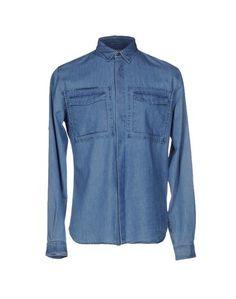 Джинсовая рубашка Valentino