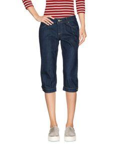 Джинсовые брюки-капри Gucci
