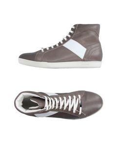 Высокие кеды и кроссовки Dior Homme