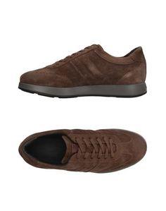 Низкие кеды и кроссовки Santoni