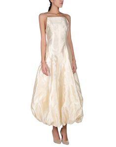 Длинное платье GAI Mattiolo Couture