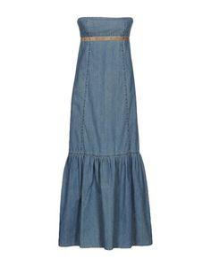 Платье длиной 3/4 Atos Lombardini