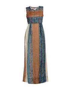 Длинное платье MalÌparmi