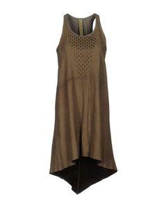 Короткое платье Isaac Sellam Experience