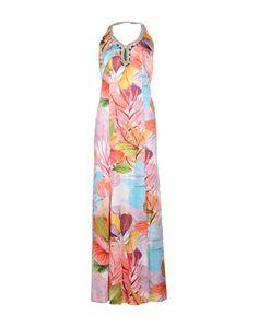 Длинное платье GAI Mattiolo Jeans