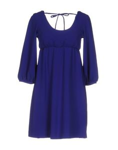 Короткое платье Manila Grace Denim