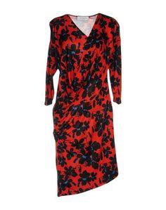 Платье до колена Anna Rachele Jeans Collection
