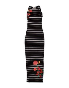 Длинное платье Desigual