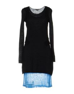 Короткое платье Dirk Bikkembergs Sport Couture