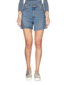 Джинсовые бермуды MIH Jeans