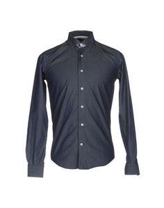 Джинсовая рубашка Smalto BY