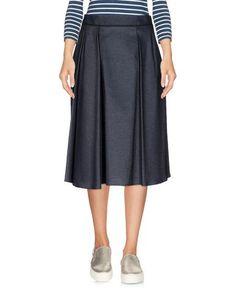 Джинсовая юбка Salvatore Ferragamo
