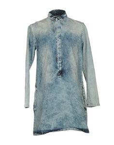 Джинсовая рубашка Mnml Couture