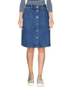 Джинсовая юбка Stefanel