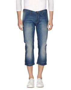 Джинсовые брюки-капри Daniele Alessandrini
