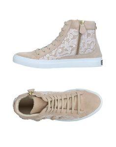 Высокие кеды и кроссовки Twin Set Simona Barbieri