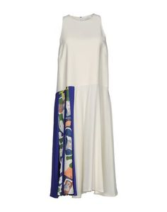 Платье длиной 3/4 Msgm