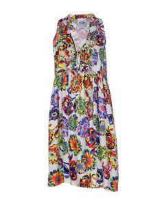 Платье до колена Si Jay