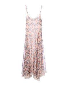 Длинное платье P.A.R.O.S.H.