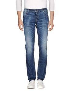 Джинсовые брюки Ermanno Scervino