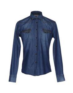 Джинсовая рубашка Macchia J