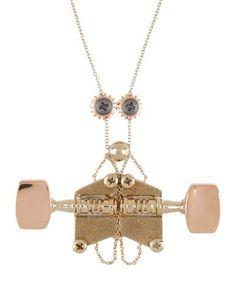 Ожерелье Maison Margiela 11