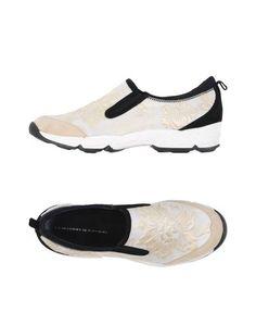 Низкие кеды и кроссовки Ermanno Scervino