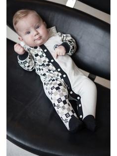 Комбинезоны нательные для малышей Lucky Child