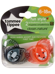 Пустышки TOMMEE TIPPEE