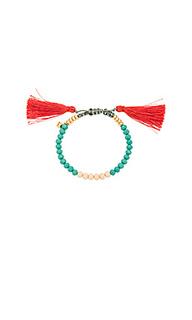 Tropics tassel bracelet - Rebecca Minkoff