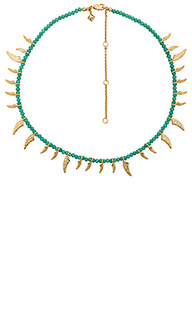 Tiki beaded spike necklace - Rebecca Minkoff