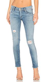 Джинсы скинни средней посадки collin - Hudson Jeans